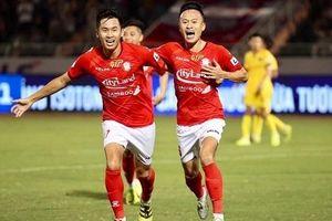 Lee Nguyễn ra mắt trong ngày TP HCM đánh bại Hà Tĩnh