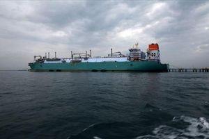 Tàu chở LNG của Mỹ cập cảng Thổ Nhĩ Kỳ