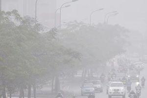 Bắc Bộ sáng sớm có sương mù, mưa phùn, trưa chiều hửng nắng