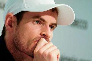 Andy Murray rút khỏi Australia Mở rộng 2020