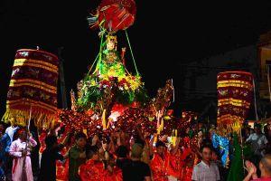 Đền, chùa Linh Quang đón bằng Di sản văn hóa phi vật thể quốc gia