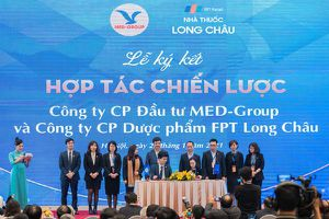 Nhà thuốc FPT Long Châu bắt tay Med Group nâng cao dịch vụ