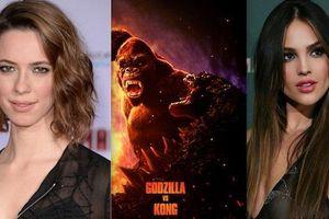 Dàn diễn viên toàn người đẹp của 'Godzilla vs Kong'