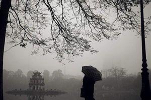 Miền Bắc có mưa mù, trời rét buốt