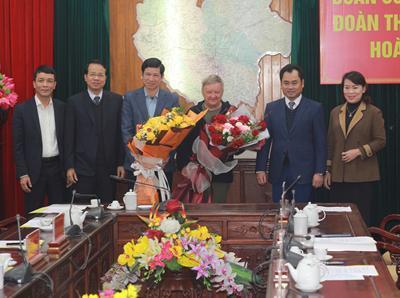 Thái Nguyên - Quảng Bình: Hợp tác thúc đẩy phát triển du lịch khám phá hang động