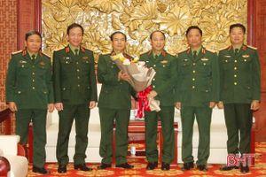 Quân khu 4 có tân Phó Tư lệnh