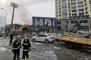 Nổ đường ống dẫn khí đốt tại Trung Quốc, nhiều người thương vong