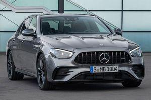 Top 10 xe hạng sang cỡ trung tốt nhất năm 2021: Mercedes-Benz áp đảo