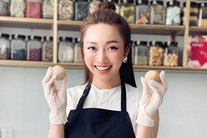 Bạn gái kém 16 tuổi của Chi Bảo mê nấu nướng, tập thể thao cuối tuần