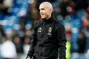 Real Madrid 'hồi sinh' với 'gã hói' Bettoni