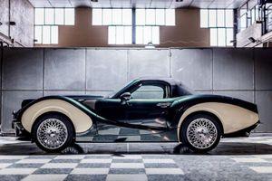 Xe mui trần đậm chất cổ điển, dùng động cơ Mazda, giá gần 1,7 tỷ, giới hạn 30 chiếc