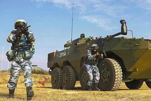 Quân đội Trung Quốc tăng cường tác chiến chung để 'chuẩn bị cho chiến tranh'