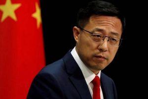 Trung Quốc phản ứng trước động thái của Mỹ trên Biển Đông