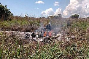 Rơi máy bay chở CLB bóng đá, 6 người thiệt mạng
