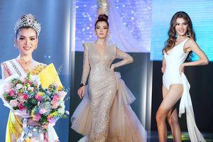 Mê mẩn nhan sắc quyến rũ, cực sang của Trân Đài - ứng viên Việt Nam tại Hoa hậu Chuyển giới Quốc tế 2021
