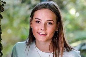 Nhan sắc tuổi 17 rạng rỡ của nữ hoàng Na Uy tương lai