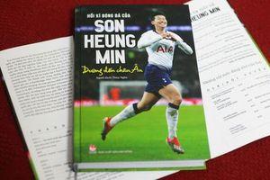 Cầu thủ Son Heung Min tiết lộ những khoảng lặng chán nản, áp lực tâm lý