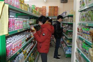 Công ty CP Thương mại miền núi Thanh Hóa chủ động nguồn hàng phục vụ người dân trong dịp tết Nguyên đán