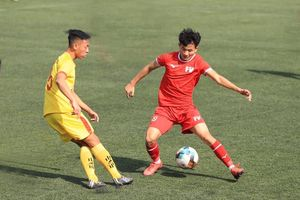 Thua U19 PVF, U19 Đông Á Thanh Hóa khó có cơ hội giành vé dự Vòng chung kết
