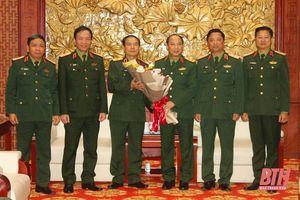 Quân khu IV có tân Phó Tư lệnh