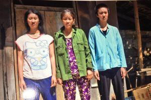 Kon Tum: Cả gia đình bị bệnh tật giày vò