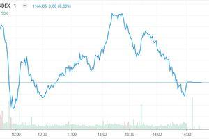 Chốt lời hàng giá rẻ, VN-Index đánh võng liên tục