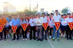 Khai mạc Giải Bóng đá học sinh nam THPT năm 2021