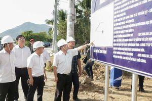 Khởi công dự án kè sông Cái Nha Trang và đầu tư hạ tầng chống ngập khu dân cư Mỹ Thanh