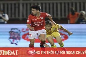 Bầu Đức xuất hiện trên khán đài trong ngày Lee Nguyễn 'tái xuất' V-League