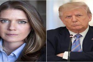 Cháu gái ông Trump chuẩn bị thay đổi họ để tránh liên quan tới cựu tổng thống