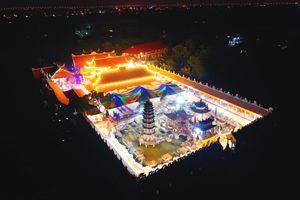 Quảng Ninh: Khánh thành đại hùng bảo điện chùa Giữa Đồng