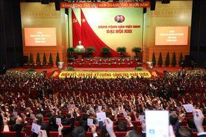 Đại hội XIII Đảng Cộng sản Việt Nam họp phiên trù bị