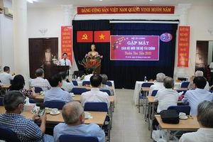 Bộ Tài chính gặp mặt cán bộ hưu trí khu vực phía Nam