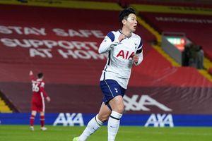 Son Heung Min nhận danh hiệu 'Cầu thủ quốc tế xuất sắc nhất năm 2020'