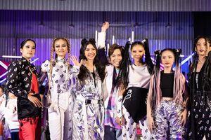 Mãn nhãn trước các BST thời trang trẻ em đầy cá tính tại 'Rap Hiphop Kid Fashion show' từ các NTK hàng đầu Việt Nam