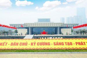 Hôm nay, 25-1: Đại hội đại biểu toàn quốc lần thứ XIII của Đảng tiến hành ngày làm việc thứ nhất