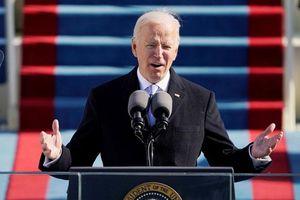 Tân Tổng thống Mỹ cam kết tăng cường quan hệ với Anh và đồng minh