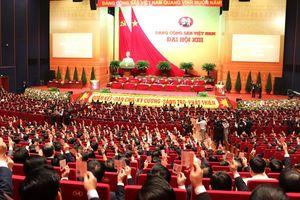 Đại hội đại biểu toàn quốc lần thứ XIII của Đảng bầu Đoàn Chủ tịch