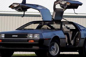 Huyền thoại DeLorean DMC-12 sắp 'trở về tương lai' dưới bàn tay của hãng thiết kế từng hợp tác với VinFast