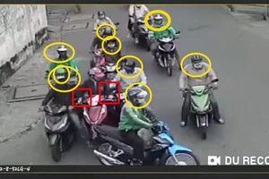 Cảnh giác mùa cận Tết: Dàn cảnh chèn xe, trộm cắp tài sản 'trắng trợn' giữa ban ngày