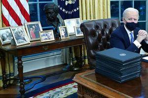 Phòng Bầu dục qua các đời tổng thống Mỹ