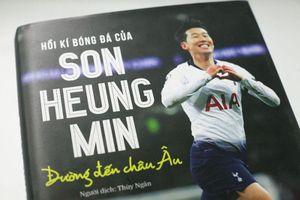 Hồi kí bóng đá của Son Heung-min phát hành tại Việt Nam