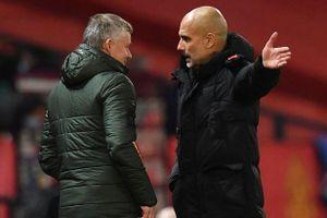 Guardiola nói về cách Man City vượt MU lên đỉnh Premier League