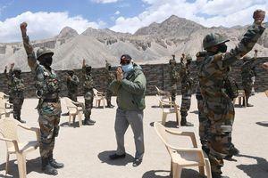 Quân đội Ấn Độ và Trung Quốc đụng độ ở biên giới