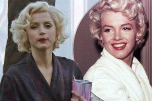 Ana de Armas mất 9 tháng tập nói để hóa thân thành Marilyn Monroe