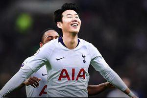 Hồi ký bóng đá của Son Heung-min