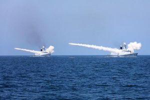 Trung Quốc tuyên bố tập trận ở Biển Đông