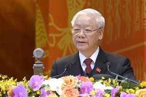 Tổng Bí thư, Chủ tịch nước Nguyễn Phú Trọng: Lấy hạnh phúc của Nhân dân là mục tiêu phấn đấu