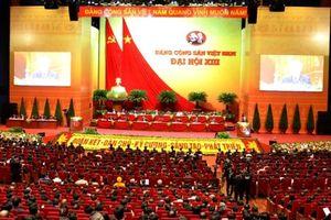 Đại biểu tin tưởng thành công của Đại hội XIII sẽ đưa đất nước phát triển vững mạnh