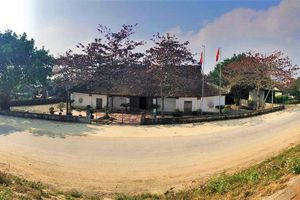 Mục sở thị Di tích quốc gia đặc biệt đình Hoành Sơn ở Nghệ An